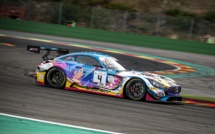 24h de Spa : Pole position pour Engel et Mercedes