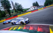 FFSA GT 2019 : Spa-Francorchamps, course 2