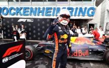 F1 : GP d'Allemagne, victoire de Verstappen
