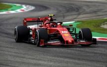 F1 : GP d'Italie, victoire de Leclerc et Ferrari