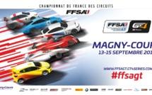FFSA GT : Rentrée chargée à Magny-Cours