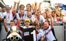 Moto3 : GP de Saint Marin, première victoire de Suzuki