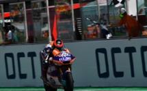 Moto2 : GP de Saint Marin, victoire de Fernandez