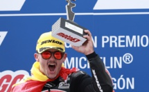 Moto3 : Grand prix d'Aragon pour Aron Canet