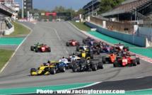 Formule Renault Eurocup 2019 : Barcelone