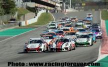 Porsche Carrera Cup France 2019 : Barcelone