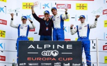 Gaël Castelli : Champion en Alpine Europa Cup