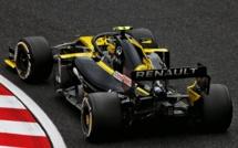 F1 : Renault disqualifié du GP du Japon