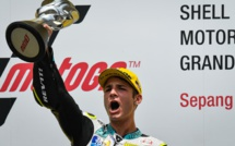 Moto3 : GP de Malaisie, victoire de Dalla Porta