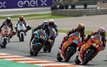 Moto2 : Gand prix de Valencia, Binder vice-champion