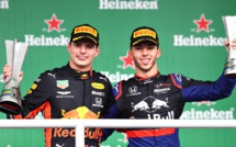 F1 : GP du Brésil, victoire de Verstappen, podium pour Gasly