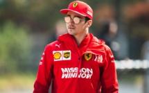 F1 : Leclerc prolonge chez Ferrari jusque fin 2024