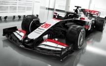 F1 : Haas dévoile des images de la VF-20