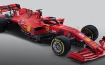 F1 : Ferrari présente la SF1000