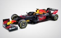 F1 : RedBull lance la RB16