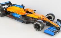 F1 : McLaren présente la MCL35