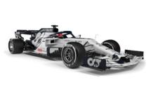 F1 : Alpha Tauri présente la AT01