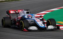 F1 : Williams présente la FW43