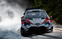 WRC : Rallye de Suède 2020