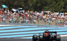F1 : Grand prix de France annulé