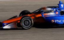 Indycar : Dixon remporte la première manche au Texas
