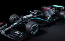 F1 : Mercedes et Williams changent de couleurs
