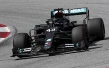 F1 : GP de Styrie, victoire de Hamilton