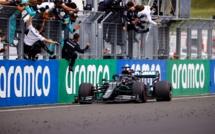 F1 : GP de Hongrie, victoire de Hamilton