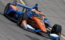 Indycar :  Dixon domine, Pagenaud reste dans la course