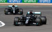 F1 : GP de Grande Bretagne, victoire de Hamilton
