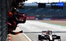 F1 : La cerise sur le gâteau pour Red Bull et Verstappen