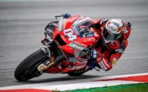 MotoGp : Grand prix d'Autriche