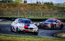 FFSA GT 2020  : Nogaro, course 1 pour BMW