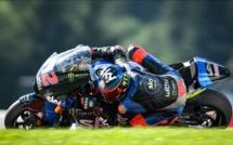 Moto2 : GP de Styrie, victoire de Bezzecchi