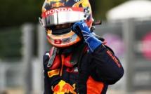 F2 FIA : Belgique, course 1, victoire de Tsunoda