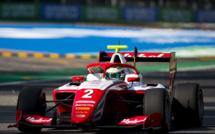 F3 FIA : Italie, course 1, victoire de Vesti