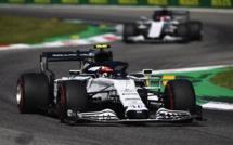 F1 : GP d'Italie, victoire de Pierre Gasly