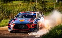 WRC 2020 : Tanäk s'impose en Estonie