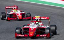 F3 FIA : Mugello, course 1, victoire de Vesti