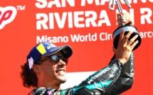 MotoGP : Grand prix de Saint Marin 2020