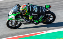 Moto 3 : Grand prix de Catalogne, victoire de Binder