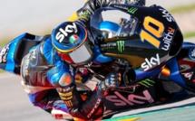 Moto 2 : Victoire de Marini en Catalogne
