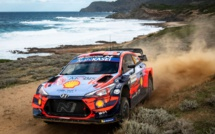 WRC : Rallye d'Italie Sardaigne 2020