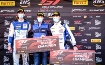 GTWCE Sprint Cup : Simon Gachet et Steven Palette champions de la Silver Cup !