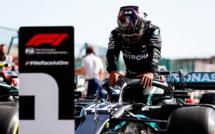 F1 : GP du Portugal, victoire de Lewis Hamilton