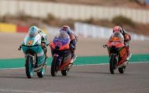 Moto3 : Grand prix de Teruel, Masia au finish