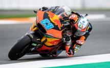 Moto2 : Jorge Martin s'impose dans un final incroyable à Valencia