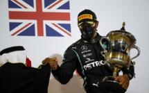 F1 : Hamilton, positif à la Covid-19, forfait pour Sakhir