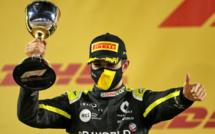 F1 : Premier podium à Sakhir pour Ocon