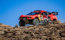 Dakar 2021 : La dure semaine de Loeb et Elena